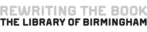 Library of Birmingham Logo