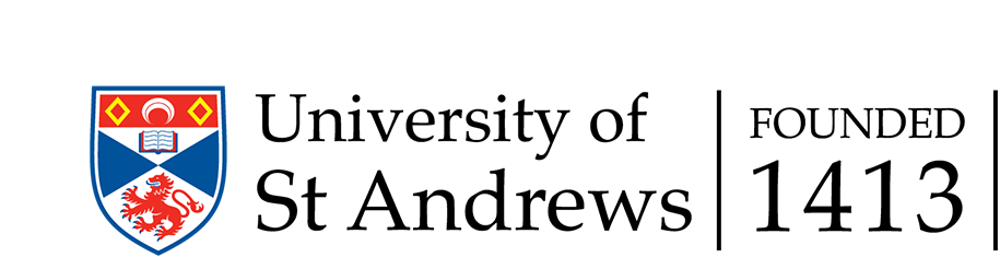 St Andrews University Logo